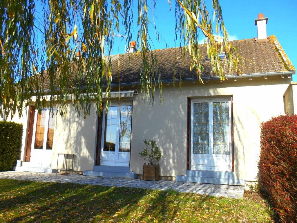 Achat Maison 5 pièces à Mont-près-Chambord - vignette-1