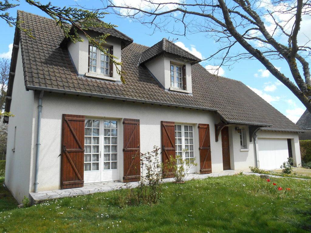 Achat Maison 6 pièces à Cormeray - vignette-1