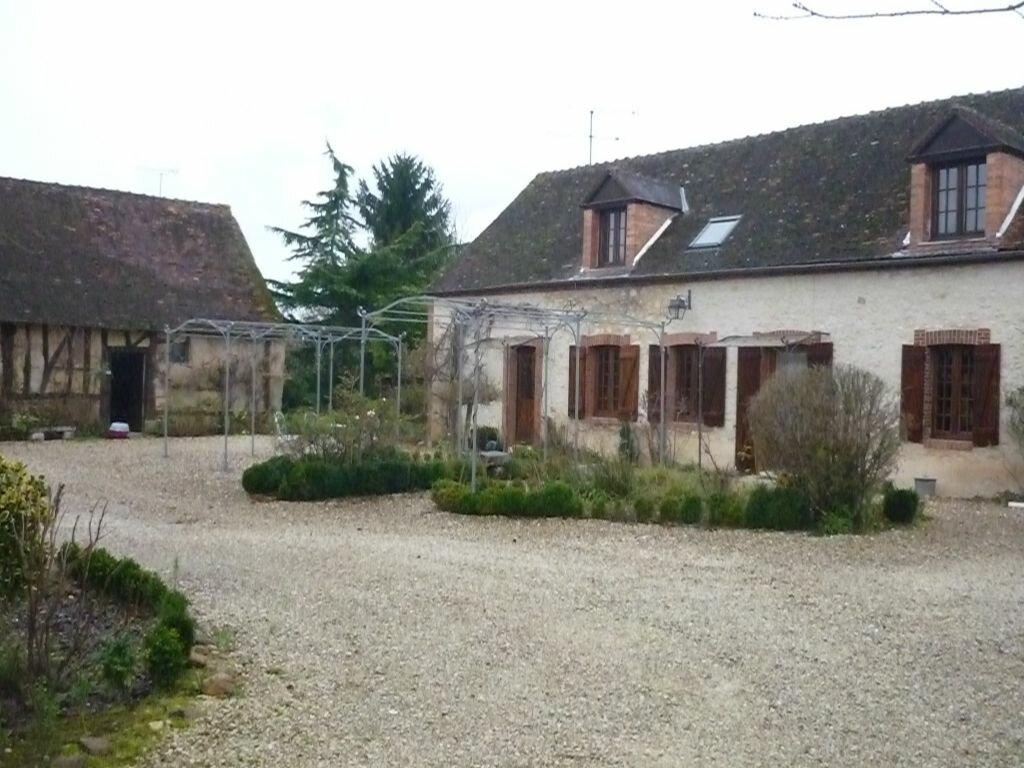 Achat Maison 6 pièces à Chailly-en-Gâtinais - vignette-1