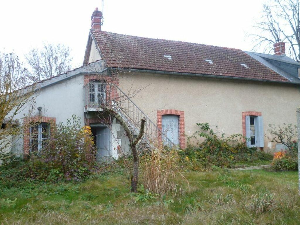 Achat Maison 4 pièces à Rogny-les-Sept-Écluses - vignette-1