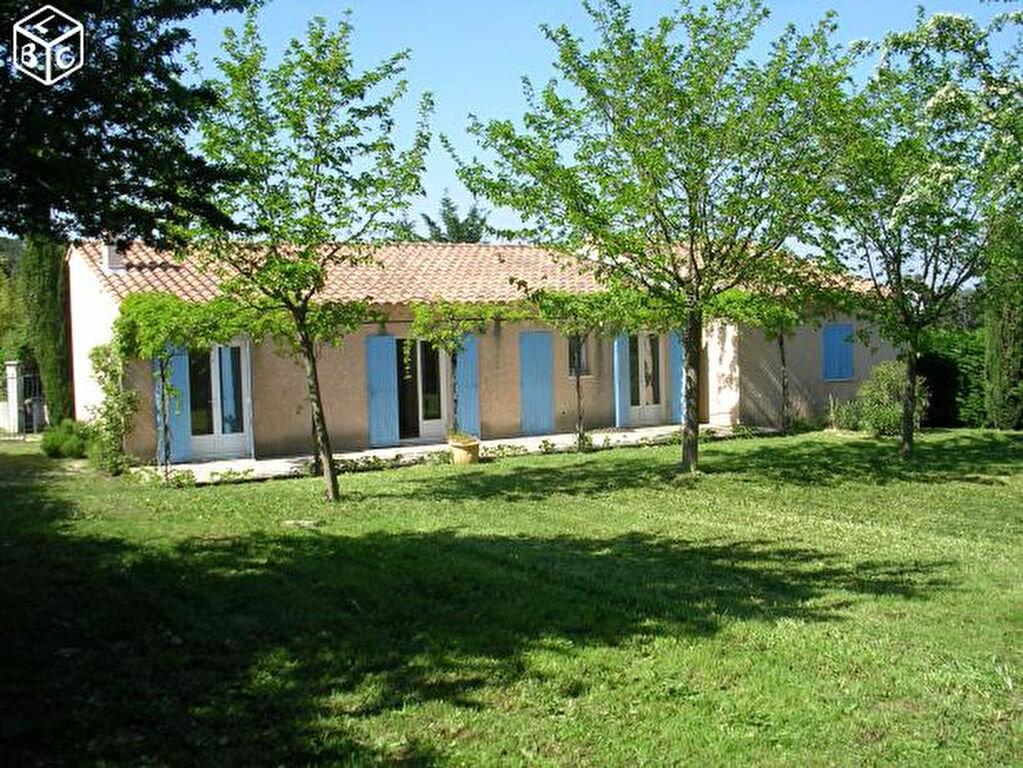 Location Maison 5 pièces à Rochefort-du-Gard - vignette-1