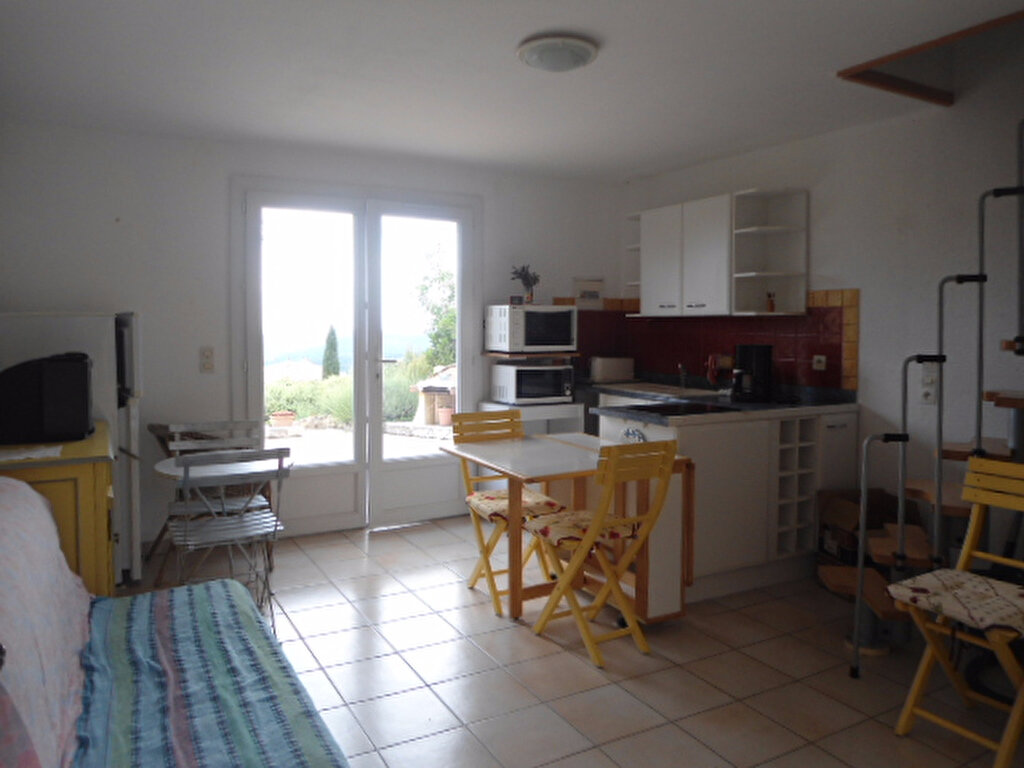 Achat Appartement 3 pièces à Tourtour - vignette-4