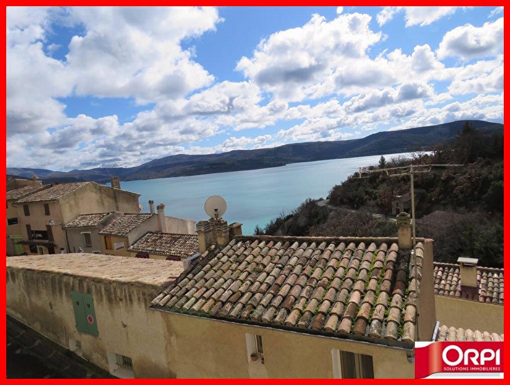 Achat Appartement 2 pièces à Sainte-Croix-du-Verdon - vignette-1