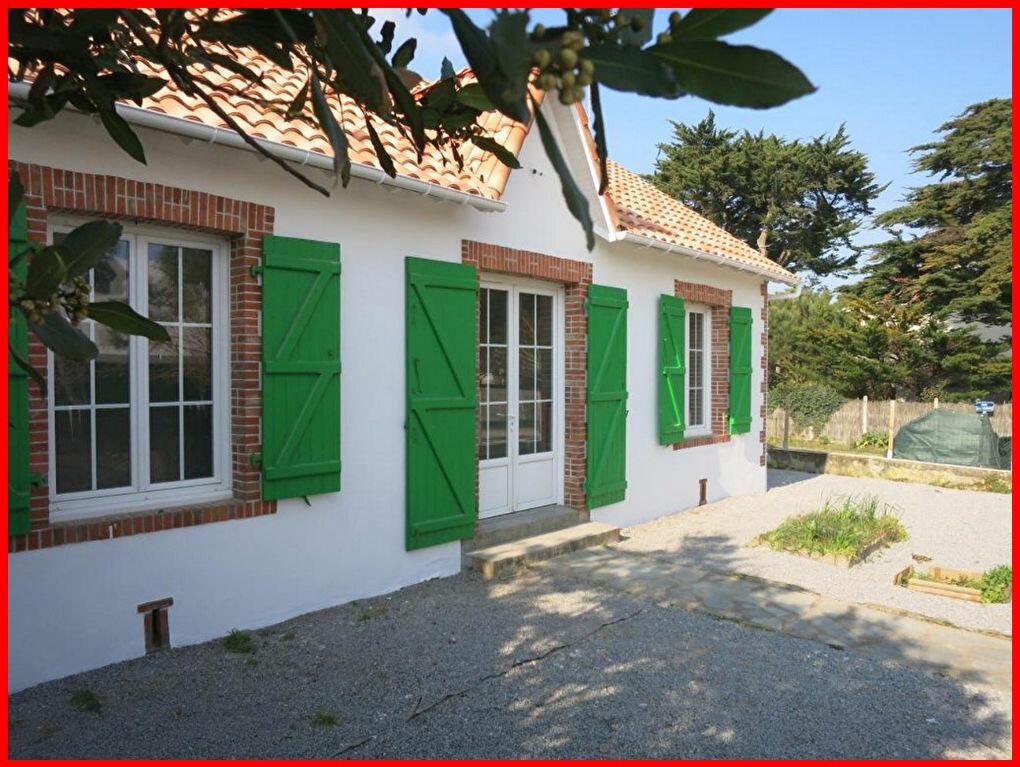 Achat Maison 5 pièces à Saint-Jean-de-Monts - vignette-1