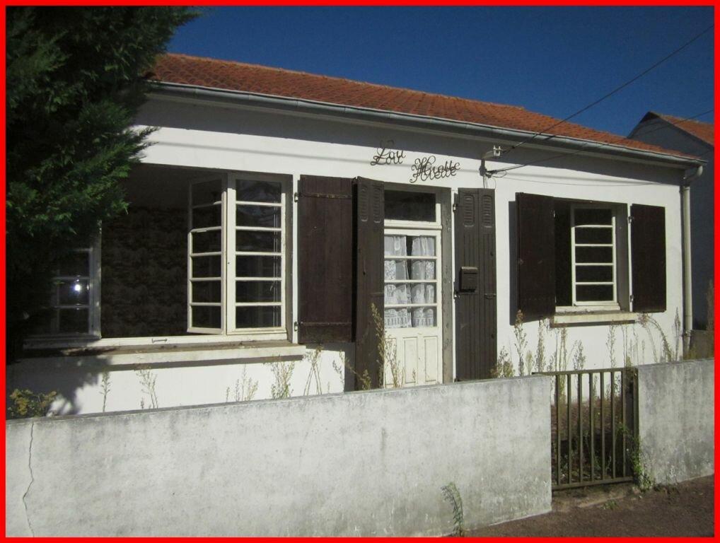 Achat Maison 3 pièces à Saint-Jean-de-Monts - vignette-1