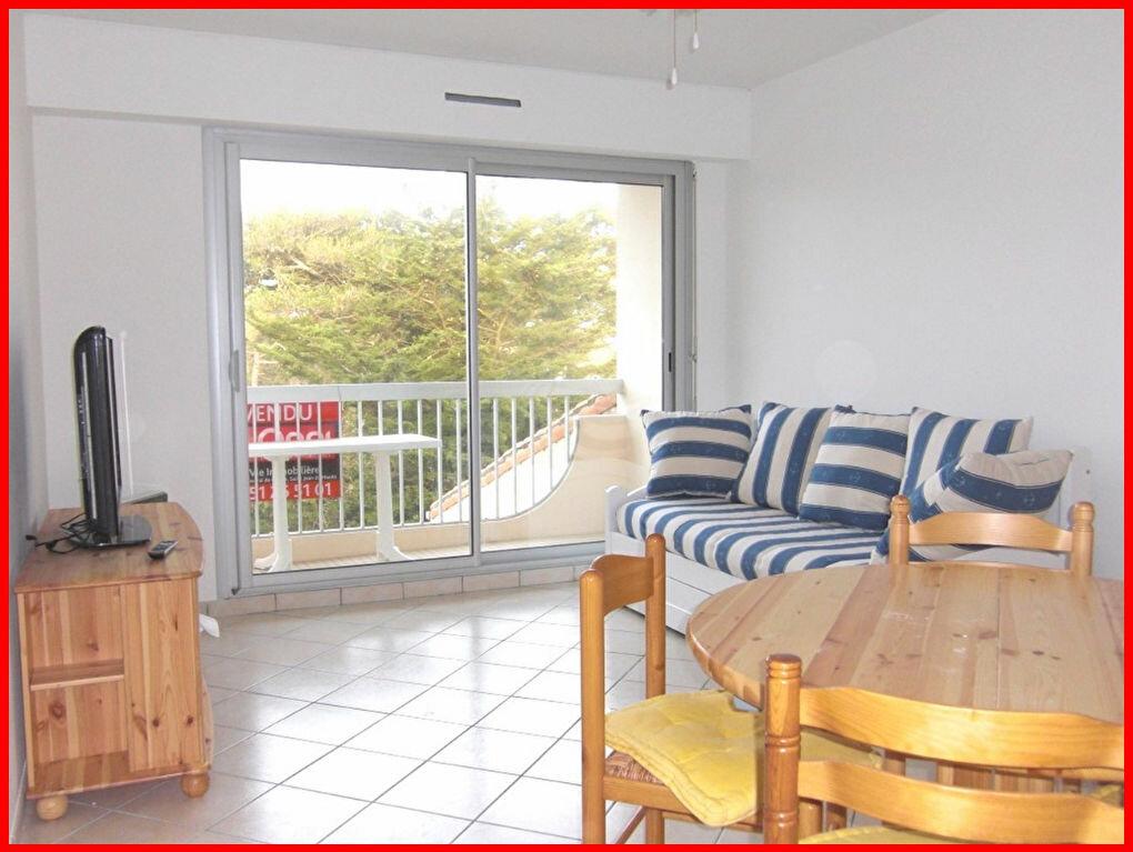 Achat Appartement 1 pièce à Saint-Jean-de-Monts - vignette-1