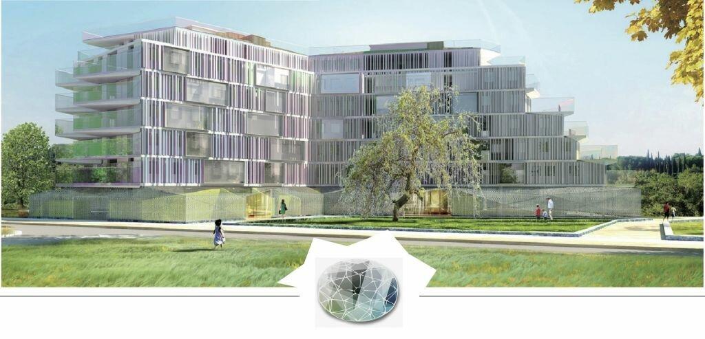 Achat Appartement 3 pièces à Castelnau-le-Lez - vignette-4