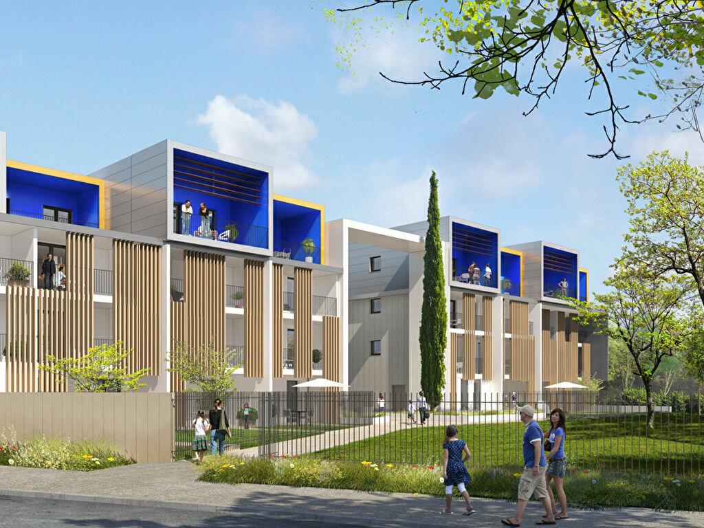 Achat Appartement 2 pièces à Saint-Jean-de-Védas - vignette-1