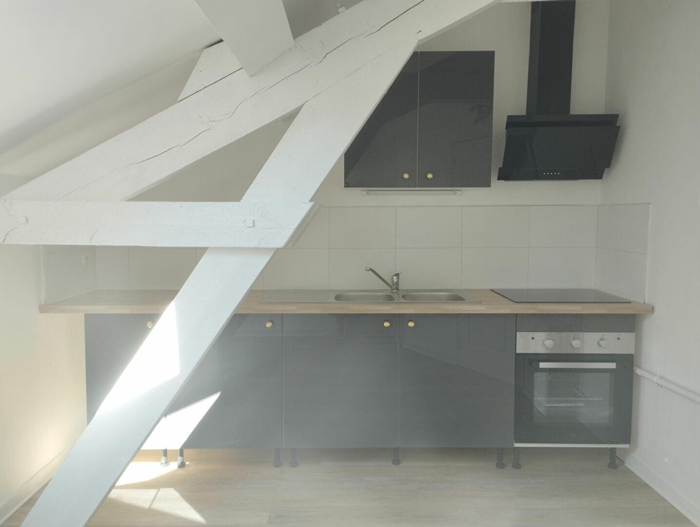 Location Appartement 3 pièces à Le Meux - vignette-1