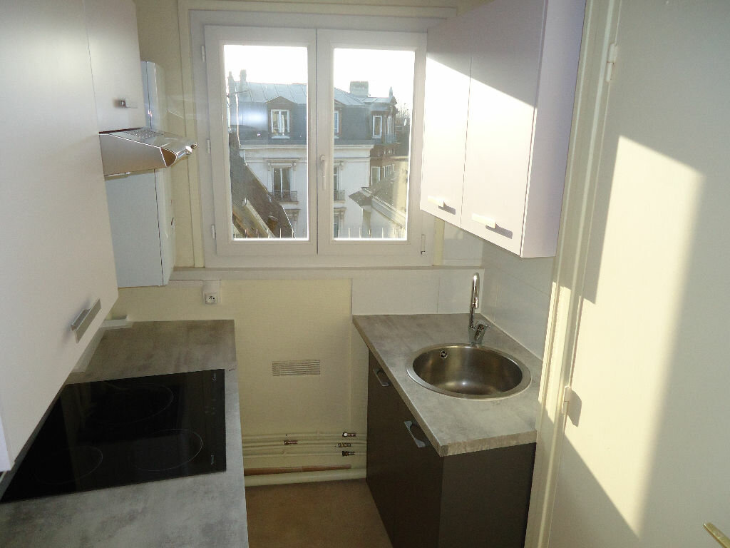 Location Appartement 2 pièces à Compiègne - vignette-1