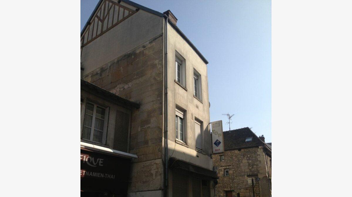 Achat Immeuble  à Compiègne - vignette-1