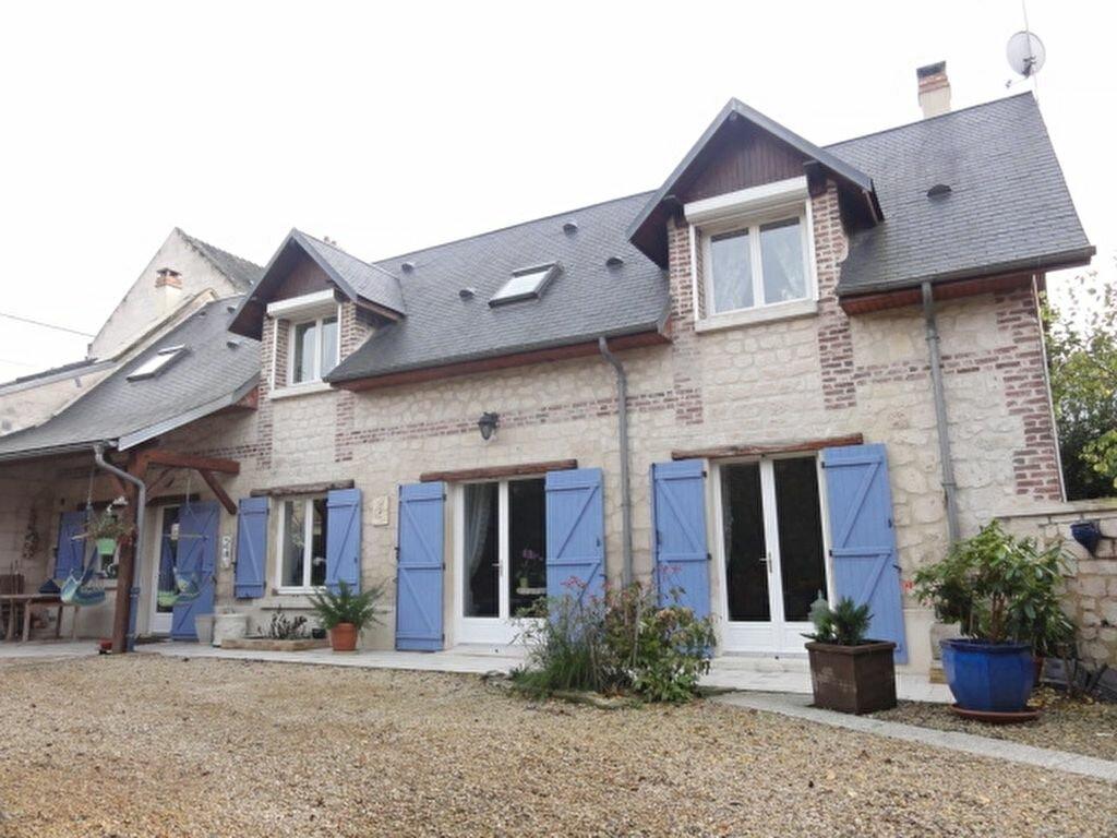 Achat Maison 8 pièces à Tracy-le-Mont - vignette-1