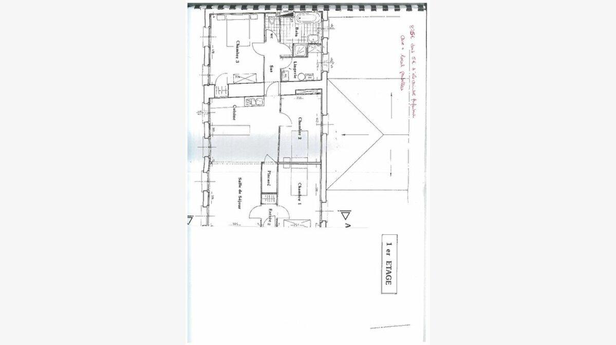 Location Appartement 4 pièces à Margny-lès-Compiègne - vignette-9