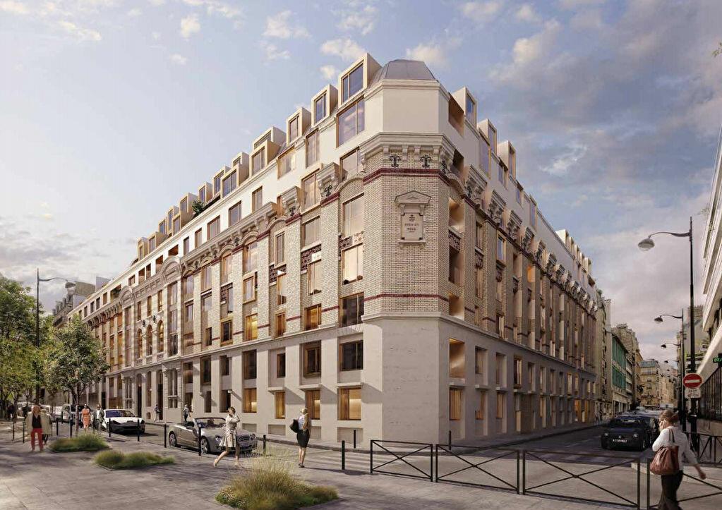 Achat Appartement 1 pièce à Paris 16 - vignette-1