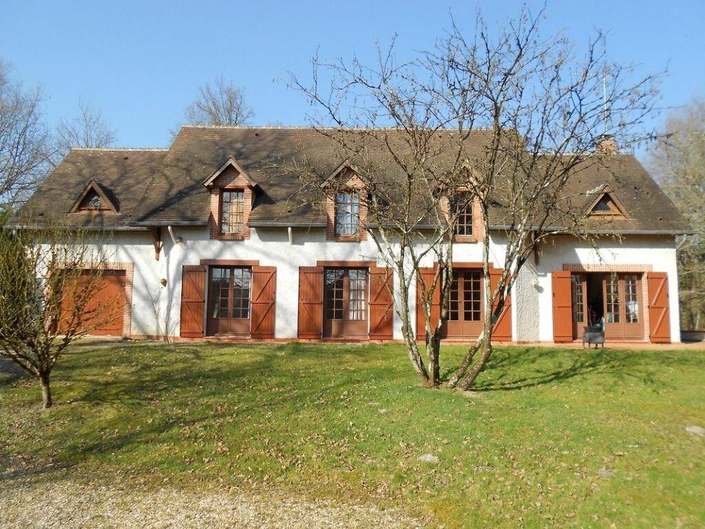 Achat Maison 7 pièces à Villefranche-sur-Cher - vignette-5