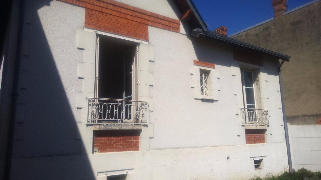 Location Maison 3 pièces à Romorantin-Lanthenay - vignette-1
