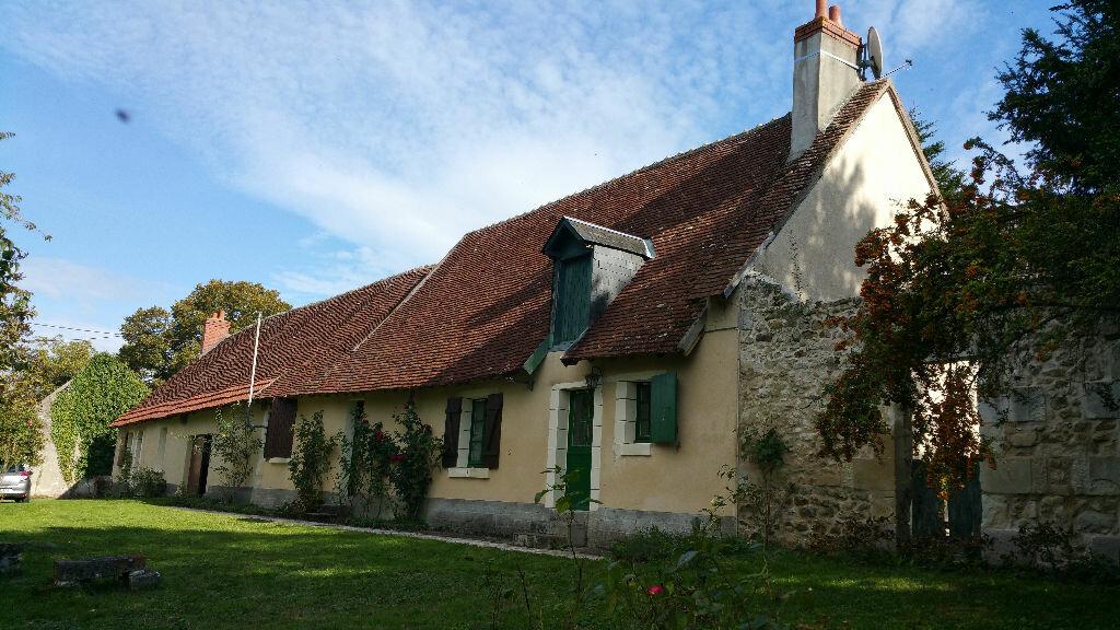 Achat Maison 4 pièces à Saint-Christophe-en-Bazelle - vignette-1