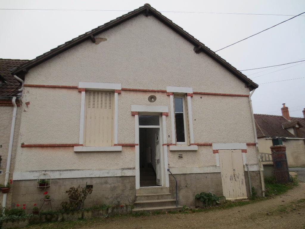 Achat Maison 4 pièces à Châtres-sur-Cher - vignette-1