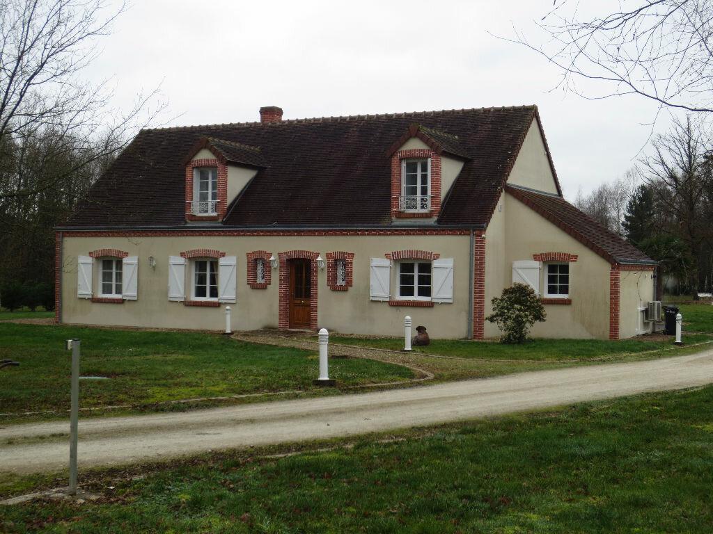 Achat Maison 9 pièces à Pruniers-en-Sologne - vignette-1