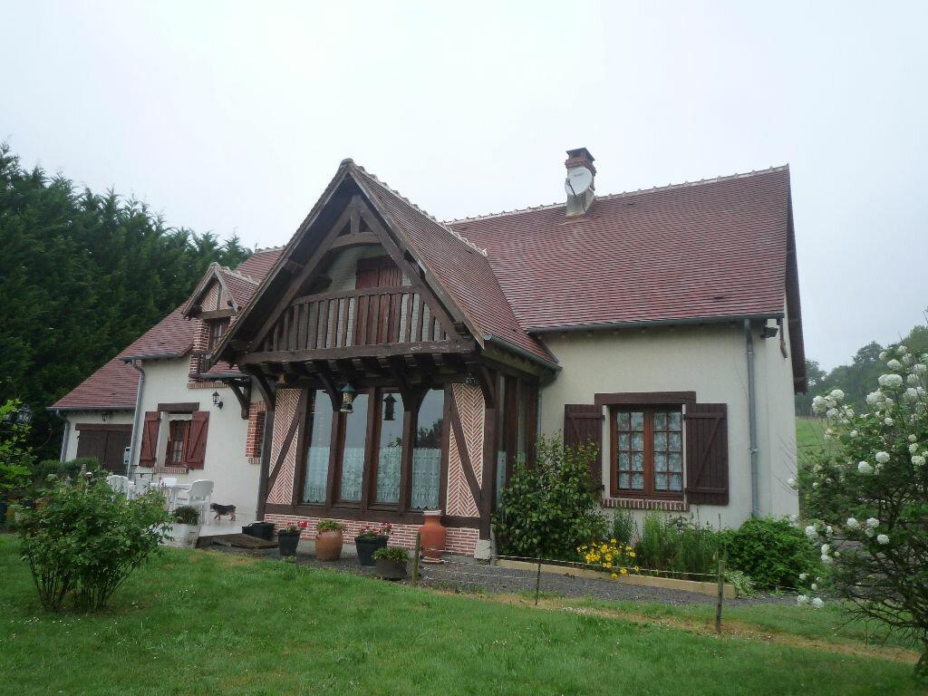 Achat Maison 7 pièces à Thénioux - vignette-1