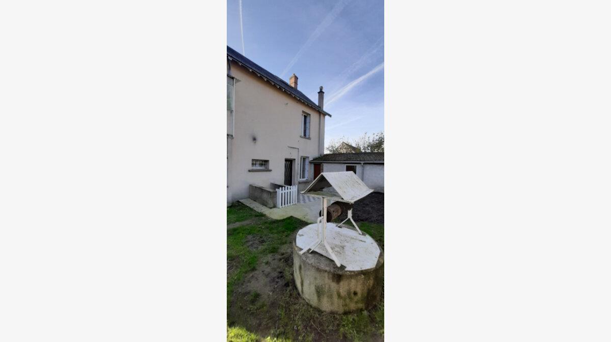 Location Appartement 3 pièces à Villefranche-sur-Cher - vignette-1