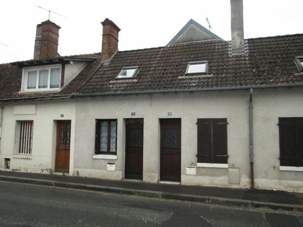 Achat Maison 4 pièces à Romorantin-Lanthenay - vignette-1