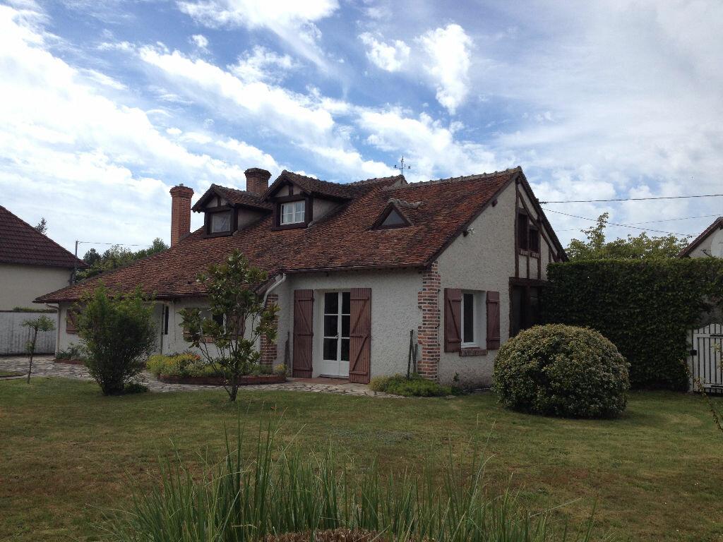 Achat Maison 6 pièces à Marcilly-en-Gault - vignette-2