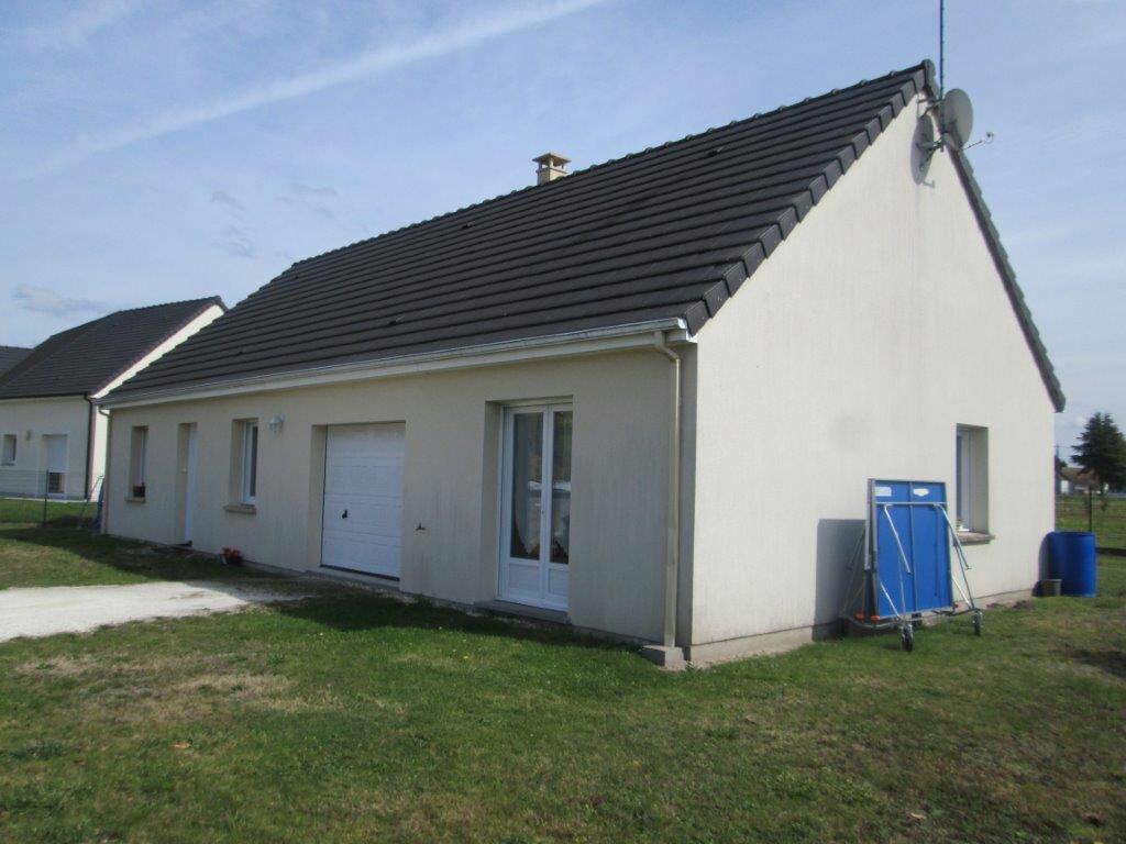Achat Maison 5 pièces à Pruniers-en-Sologne - vignette-1