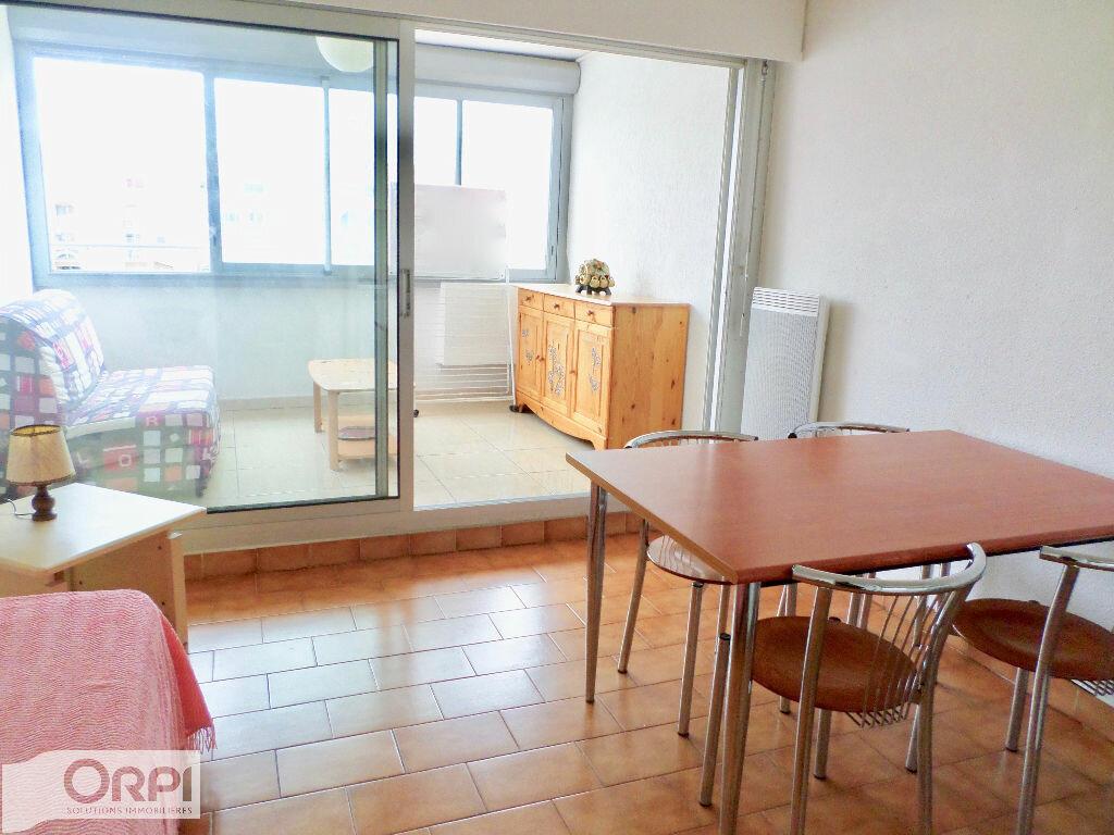 Achat Appartement 1 pièce à Sète - vignette-2