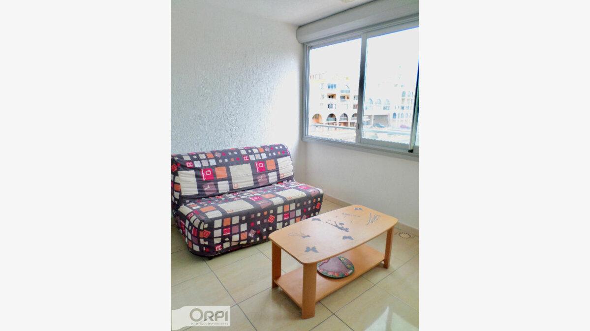 Achat Appartement 1 pièce à Sète - vignette-3