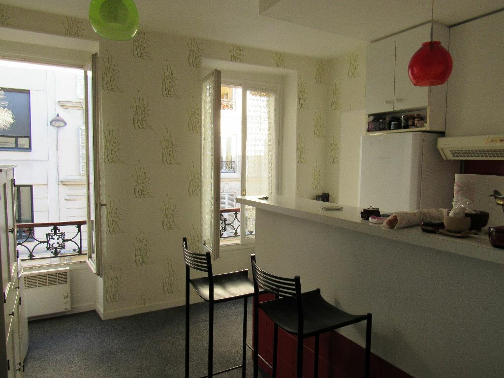 Achat Appartement 2 pièces à Paris 10 - vignette-2