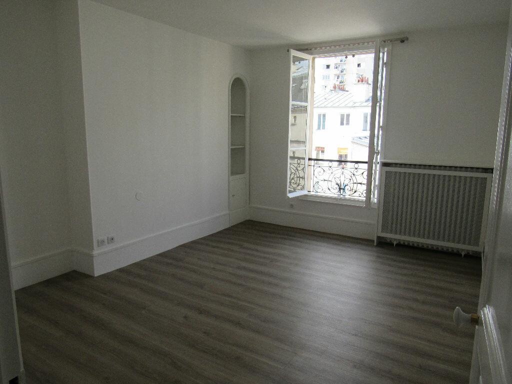 Location Appartement 3 pièces à Paris 19 - vignette-1