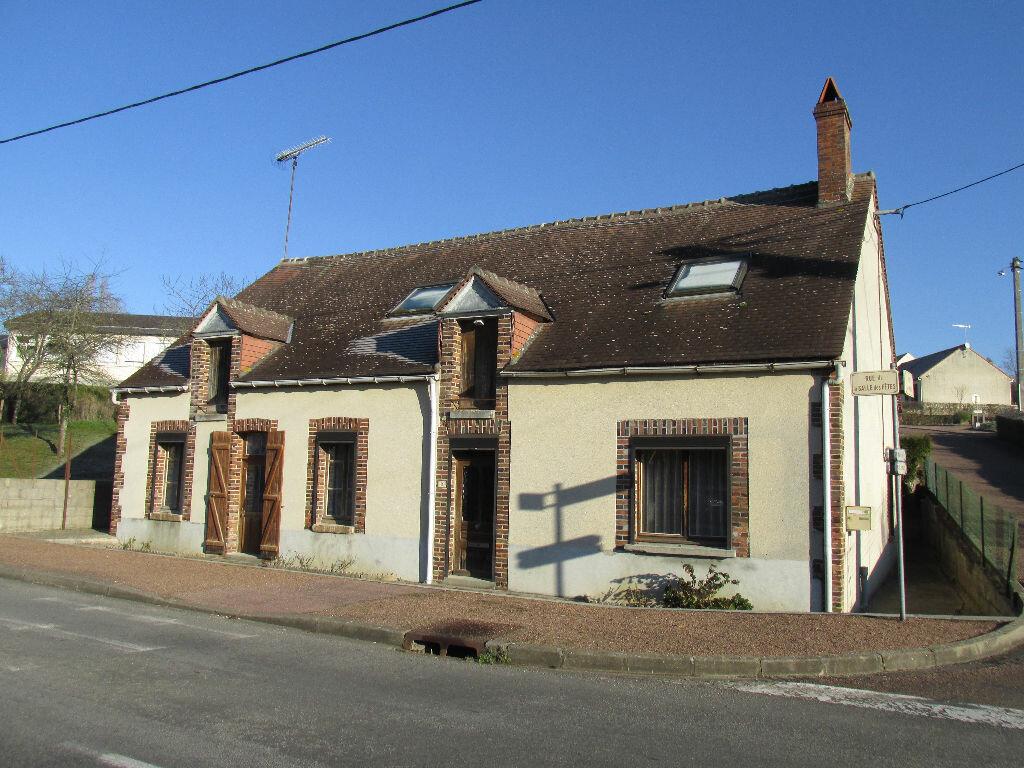 Achat Maison 4 pièces à Saint-Firmin-des-Bois - vignette-1