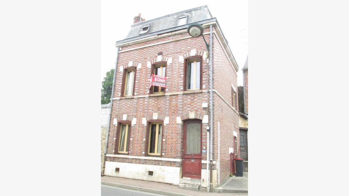 Achat Maison 5 pièces à Château-Renard - vignette-1