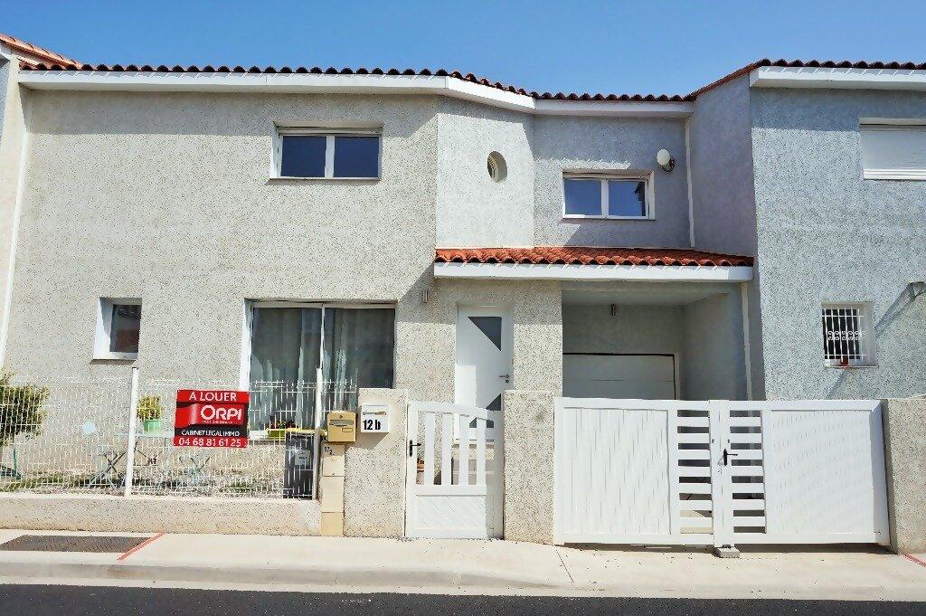 Location Maison 5 pièces à Canet-en-Roussillon - vignette-1