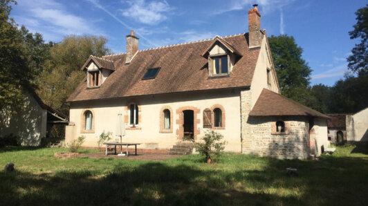 Achat Maison Neuvy-en-Sullias