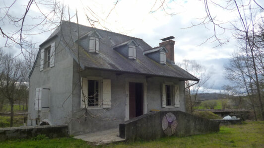 Location Maison Coarraze