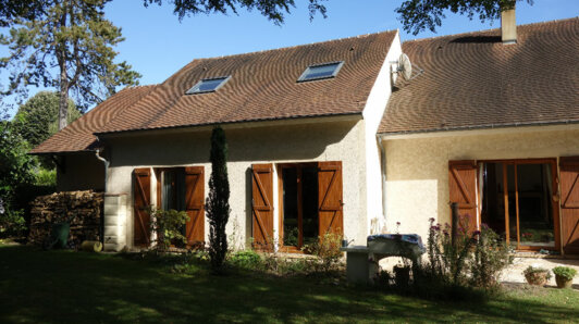 Achat maisons clairefontaine en yvelines maisons for Achat maison neuve yvelines
