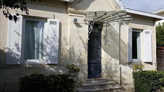 Achat maisons pessac maisons vendre pessac for Achat maison pessac