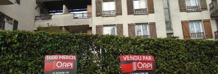 Achat Appartement 2 pièces à Villepinte