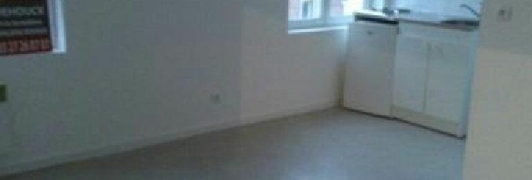 Location Appartement 1 pièce à Valenciennes