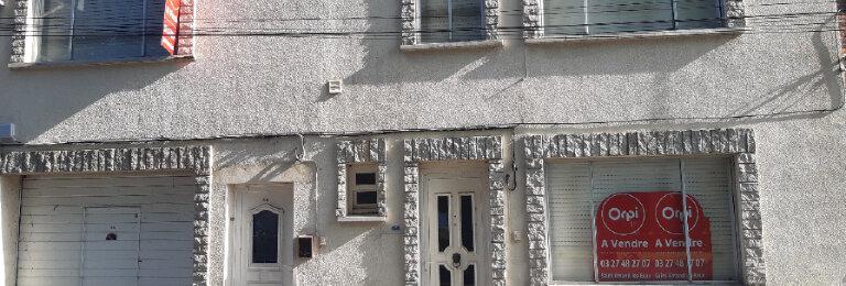 Achat Maison 8 pièces à Mortagne-du-Nord