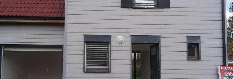 Location Maison 4 pièces à Saultain