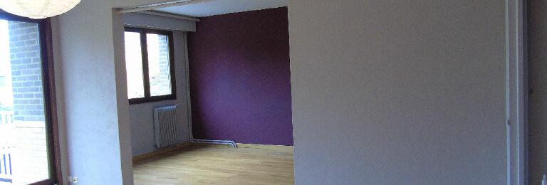 Location Appartement 2 pièces à Maubeuge