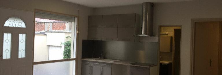 Location Appartement 4 pièces à Valenciennes