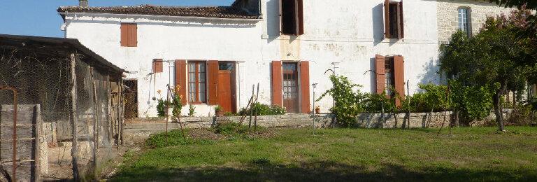 Achat Maison 5 pièces à Saint-Savinien