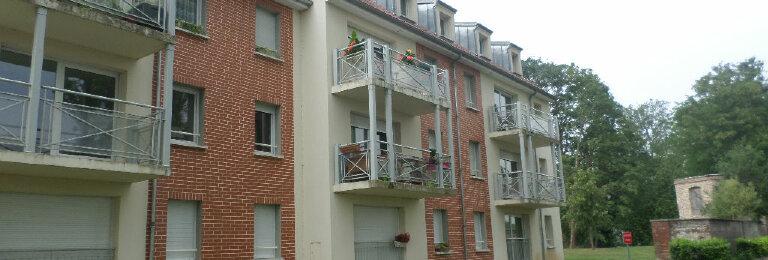 Location Appartement 2 pièces à Abbeville