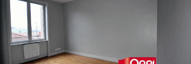 Achat Appartement 3 pièces à Saint-Symphorien-sur-Coise