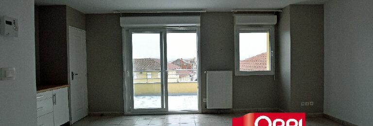 Achat Appartement 2 pièces à Saint-Laurent-de-Chamousset