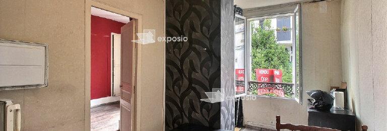 Achat Appartement 1 pièce à Paris 17